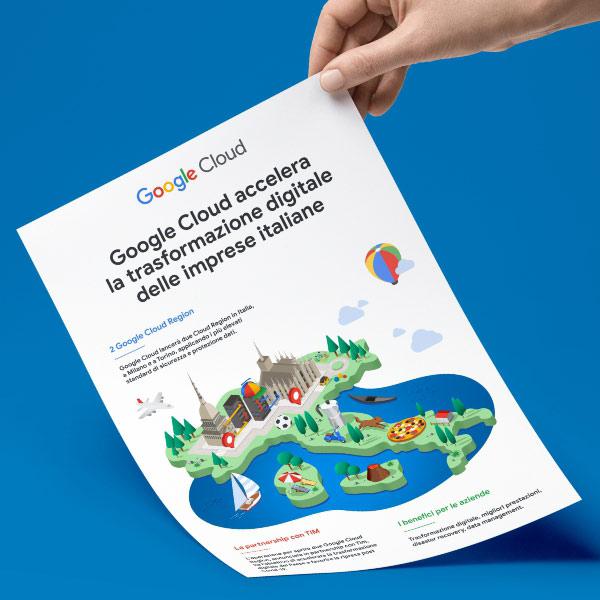 caso de éxito Google Cloud